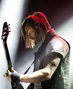 Matt Tuck - Bullet For My Valentine Metal Bands, Rock Bands, Alexi Laiho, Matt Shadows, Ashley Costello, Pale Waves, Chet Faker, Children Of Bodom, The Wombats