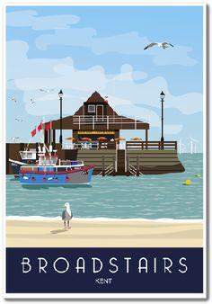 Broadstairs Harbour | whiteonesugar.co.uk