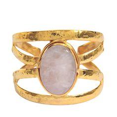 Sylvia Toledano Manchette Cyclope 270€ Love Bracelets, Cuff Bracelets, Monnier Freres, Fashion Agency, Gemstone Rings, Gemstones, Beautiful, Color, Jewelry