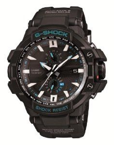 Multiband6 Gw-a1000a-1ajf Solar Radio Mens Watch G Shock G-shock SKY Cockpit Adoption Sky Cockpit Tough Watch Movement [Casio] Casio [Japan Imports] Casio. $490.48. Shock structure. 20BAR: water resistant for everyday life. Made in Japan. Ability to withstand centrifugal gravity. Includes: body, box, manual, warranty card included with the manual