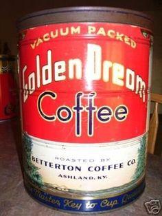 Golden Dream Coffee