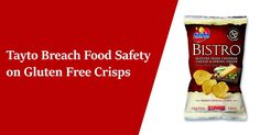 Tayto Breach Food Safety on Gluten Free Crisps