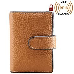 Teemzone Womens Leather Business Credit Id Card Case Name Card Holder Bag -- You can get additional details at the image link.