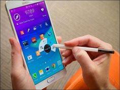Se anuncia el nuevo Samsung Galaxy Note 5 En dos versiones, pantalla normal y pantalla double edge.