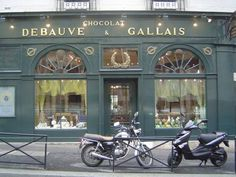 Oldest Chocolate Shop In Paris!