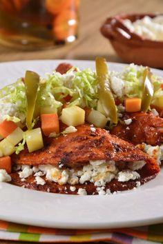 Fun Easy Recipes, Gourmet Recipes, Easy Meals, Cooking Recipes, Healthy Recipes, Healthy Food, Real Mexican Food, Mexican Food Recipes, How To Make Enchiladas