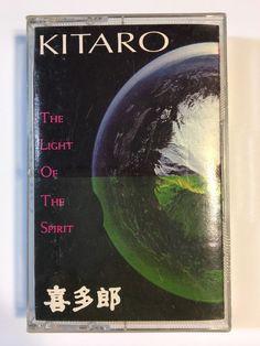 KITARO The Light Of The Spirit 1987 Geffen Chrome Cassette Tape VG  | eBay