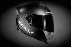 Skully Motorcycle Helmet