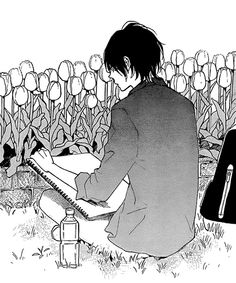 Image via We Heart It https://weheartit.com/entry/173831285/via/12988534 #manga #shoujo #sukininaranaiyosenpai