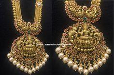 Fine Crafted Lakshmi Haram
