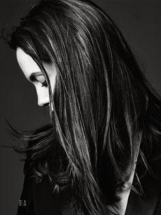 Angelina Jolie for Elle US June 2014 by Hedi Slimane