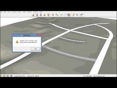 Tutorial - Instant Road Nui -- it does everything Instant Road plugin does plus: closed loops, connecting roads using lines or faces, use preset styles or. Google Sketchup, Asda, Warehouse, Tutorials, Magazine, Barn, Storage, Wizards, Container Homes