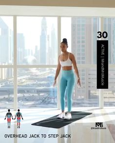 Fitness Workouts, Full Body Hiit Workout, Sport Fitness, Fit Board Workouts, At Home Workouts, Fitness Tips, Fitness Motivation, Workout Style, At Home Workout Plan