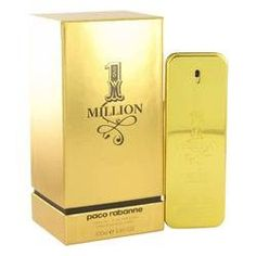 1 Million Absolutely Gold Pure Perfume Spray By Paco Rabanne. 1 Million Absolutely Gold Cologne by Paco Rabanne, Show off your masculine side with 1 million absolutely gold, a men's fragrance from the design house of paco rabanne. Launched in 2008, this cologne has a warm, spicy aroma with subtle citrus and floral tones. Its notes include blood mandarin, cardamom, rose, neroli, and cinnamon, all of which combine to create a long-lasting scent that's sure to boost your confidence and draw…