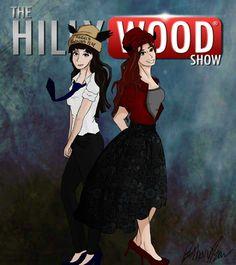 My Art - Hilly and Hannah Hindi!