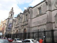 La Iglesia de San Lorenzo es un templo ubicado en el Centro Histórico de la Ciudad de México. El actual edificio fue construido en el siglo XVII y remodelado a finales del siglo XVIII .