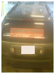 Honking and screaming won't help - funny pictures #funnypictures