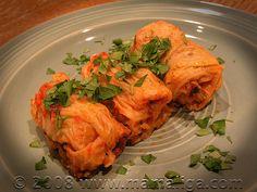 Romanian: Sarmale Recipe! A traditional Romanian dish.