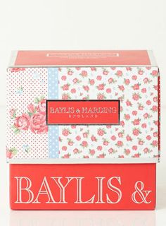 Baylis and Harding Wild bluebell and Jasmine boxed candle #BHSLightupyourlife