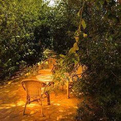 Cheeky morning cappuccino in my favourite secret spot in Sardinia #weddingplanning #springsunshine