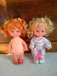 Playmates Dolls 1970's