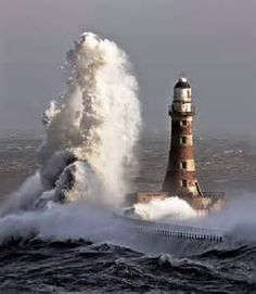 waves crashing on lighthouse - Yahoo Search Results Yahoo Image Search results