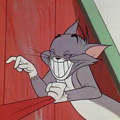 Cute Wallpaper Backgrounds, Disney Wallpaper, Cartoon Wallpaper, Tom And Jerry Memes, Tom And Jerry Cartoon, Funny Cartoon Memes, Cartoon Icons, Old Cartoons, Disney Cartoons
