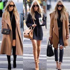 Awesome Winter Outfits You Should Already Own Fashion Looks Tolle Winteroutfits Die Du Schon Besitzen Solltest Fashion Looks - Besondere Tag Ideen Casual Winter Outfits, Winter Fashion Outfits, Classy Outfits, Autumn Winter Fashion, Fashion Clothes, Look Winter, Sporty Chic Outfits, Winter Outfits 2019, Winter Chic