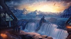 17 Brilliant Examples of Matte Painting
