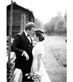 black and white wedding photos is a must.