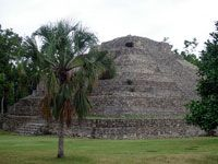 Costa Maya Chacchoben Mayan Ruins Excursions for Cruise Ship Passengers visiting Costa Maya and Mahahual Mexico