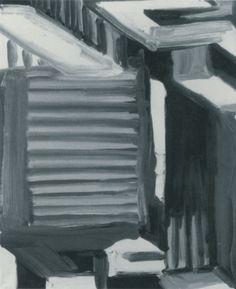 Gerhard Richter, Stadtbild (Townscape) 1968, 53 cm x 43 cm, Catalogue Raisonné: 178-8, Oil on canvas