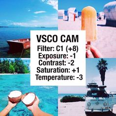 Part 1: 84 of the BEST Instagram VSCO Filter Hacks - A Beauty Blog on Makeup Skincare Reviews, Anti-Aging, Skin Whitening, Fitness, Food