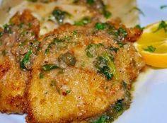 Yum... Id Pinch That! | Lemon Chicken Piccata