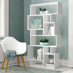 Bücherregale – Home Office Design Diy Cube Bookcase, Cube Shelves, Etagere Bookcase, Wall Shelves, Bookshelves, Shelving, Display Shelves, Black Office Furniture, Solid Wood Shelves