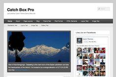 Catch Box Pro by Catch Themes on @creativemarket