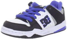 DC Kids Mongrel Skate Shoe (Toddler/Little Kid/Big Kid) DC. $44.95. Rubber sole. leather