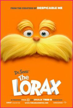 """Dr Seuss' The Lorax"""