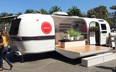 Upscale dinner delivery service Plated recently put its meals on wheels for a nine-city mobile tour that brought its pre-portioned seasonal ingredients and original recipes to consumers across the country on a retrofitted 1970s-era Airstream trailer.