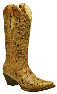 Corral hand made boots