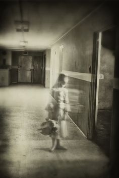 Ghosts in the hallway | Flickr - Photo Sharing!