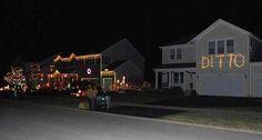 Winning Christmas decorations