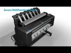 HP DesignJet T2530 Printer