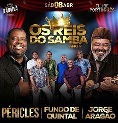 """ACONTECE: Próximo fim de semana em Recife será da festa """"Rei..."""