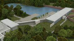 Clark Art Institute  / Tadao Ando Architect & Associates + Selldorf Architects + Reed Hilderbrand Landscape Architecture + Gensler