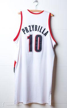 2008-09 #10 Joel Przybilla Portland Trail Blazers | Layupshot