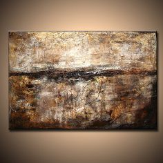 Abstract Painting Original Modern Abstract by newwaveartgallery, $360.00 OMG THISSSS
