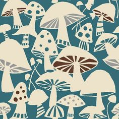 print & pattern: FABRICS - monaluna westwood