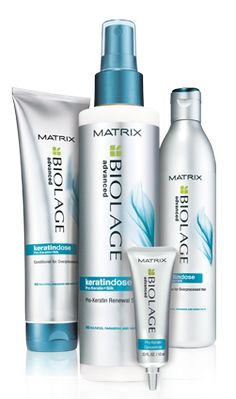 FREE Matrix Biolage Advanced Keratindose Sample on http://hunt4freebies.com