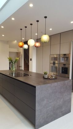kitchen lighting design ideas you must read before you start planning your lighting to ensure that you get it right including images #KitchenLighting